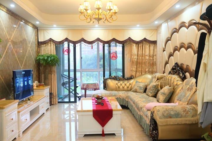 Jiaxing apartment
