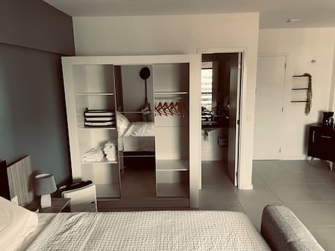 Studio Time 914-only 5 minutes walk from the beach