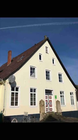Osterholz-Scharmbeck, top- City-Appartement & WLAN