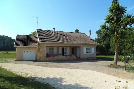 Vacances à la campagne. - Saint-Martin-le-Redon - House