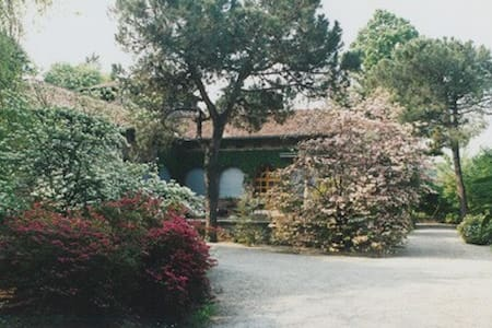 A charming villa between azaleas - Turbigo