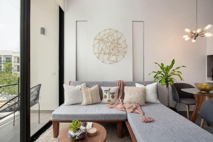 1Tulum Luxury Penthouse - Sanitized & Secure
