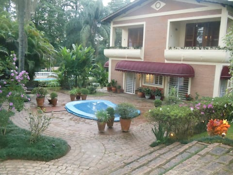 chacara-country house
