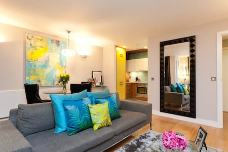 Luxury 1 Bedroom Apartment  - Zone1 - London Borough of Islington - Apartment