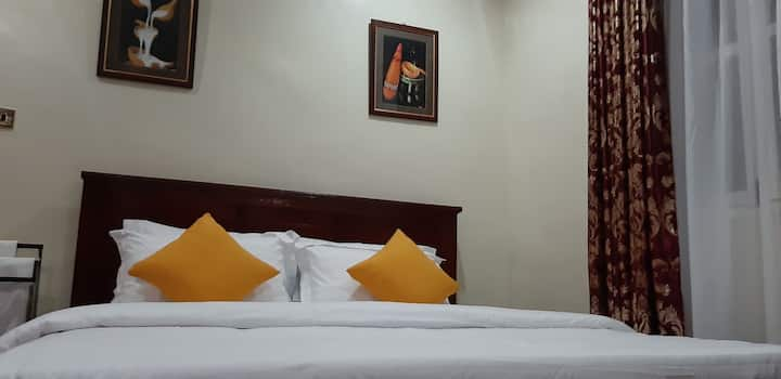 Victoria Court,in the heart of Milimani.