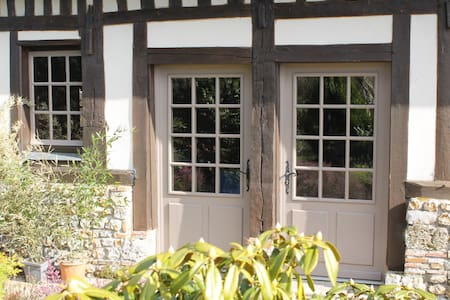 Maison normande 5 mn Honfleur - GENNEVILLE - Huis