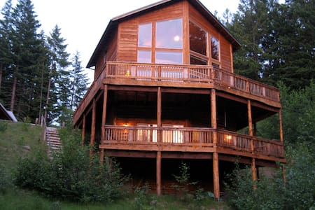 One of a kind: Grizzly Tower - Packwood - Cabanya