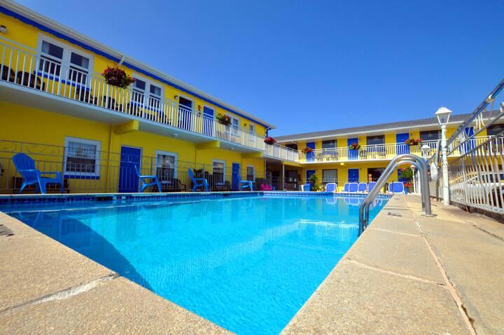Nantucket Inn & Suites - Wildwood - Apartment Type C