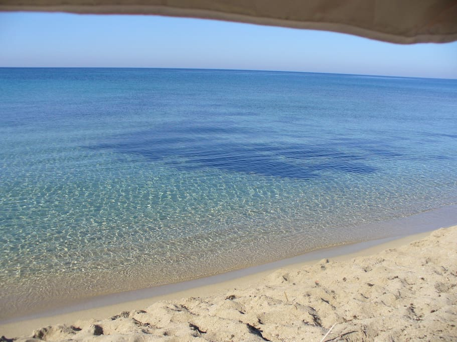"Spiaggia ""La salina dei monaci"""