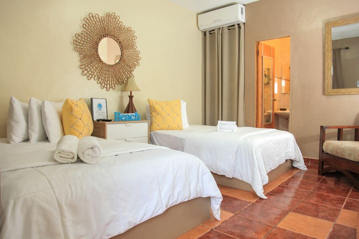 La Jamaca Hotel and Restaurant-Double Room