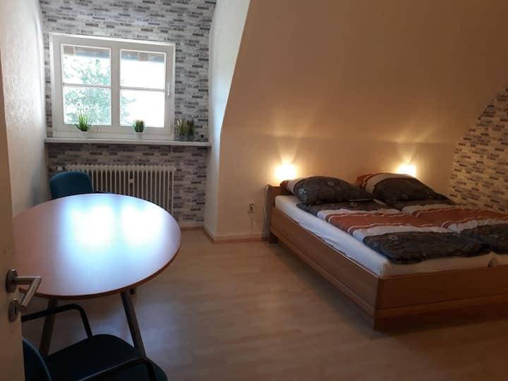 (2)Ruhig gelegene Zimmer am Bikertreff Nordkirchen
