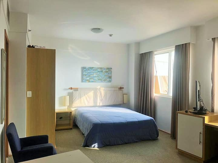 Suíte de Hotel Completa/ Comfort Suítes Alphaville