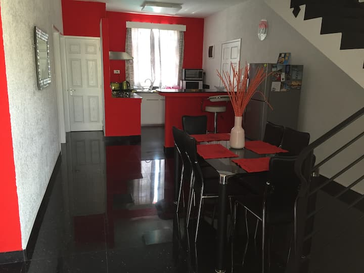 LOVELY APARTMENT 150m2  3 BEDROOMS FULLY FURNISHED