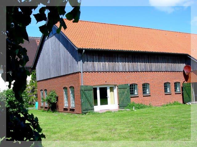 House Apfelgarten bei Büsum