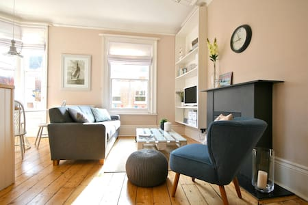 Stunning Flat in Cowes Old Town - Apartment