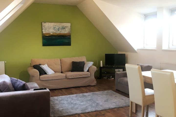 Várpanorámás lakás Veszprémben