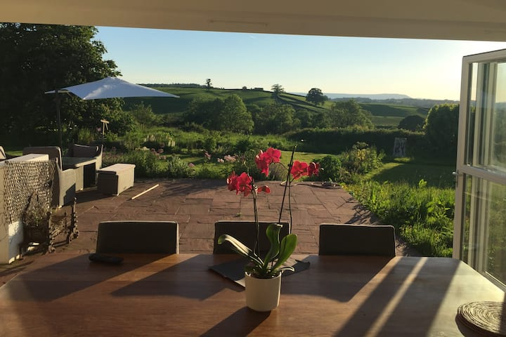 Monmouthshire Home with a View