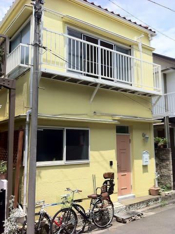 Calm neighborhood near Shibuya! - Setagaya - บ้าน