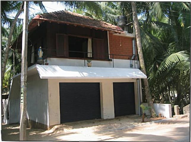Sathram Homestay friendly house - Thiruvananthapuram - House
