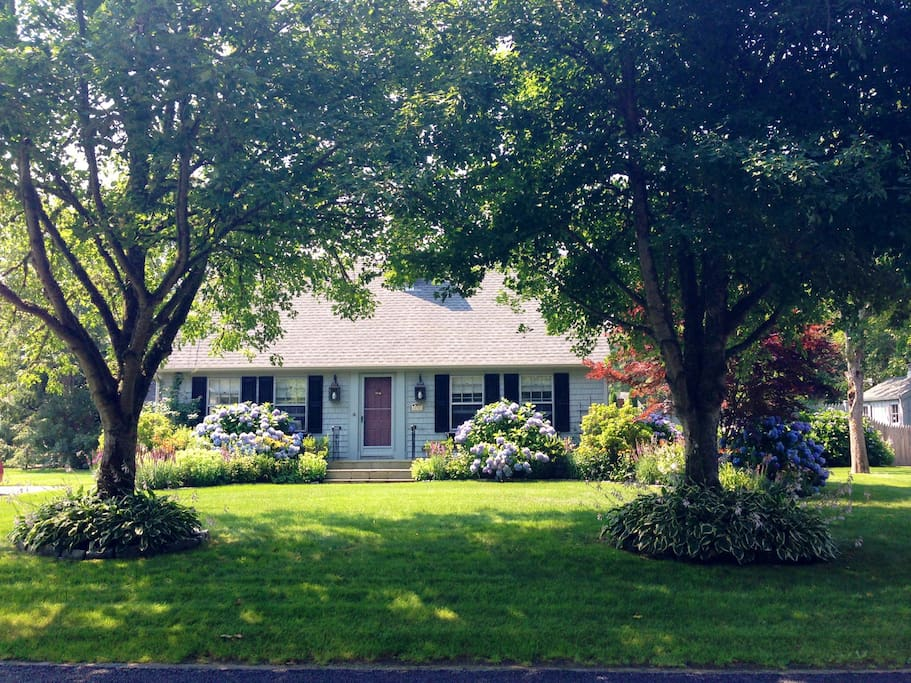 Beautifully maintained and well loved Cape Cod retreat.