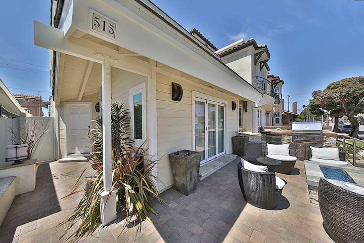 HB Beach House - Huntington Beach - Hus
