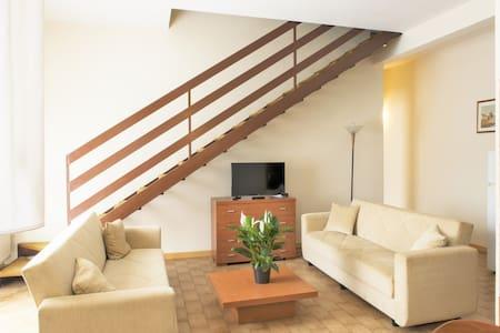 Appartamento Bilocale a pochi metri dal Raccordo - La Massimina-Casal Lumbroso - Apartmen perkhidmatan