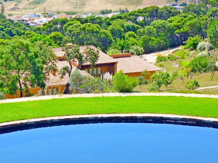 Casa dos Sonhos, Ruhe und Erholung in der Natur