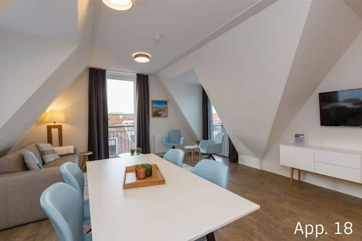 Alluring Apartment in Zoutelande close to centre & sea