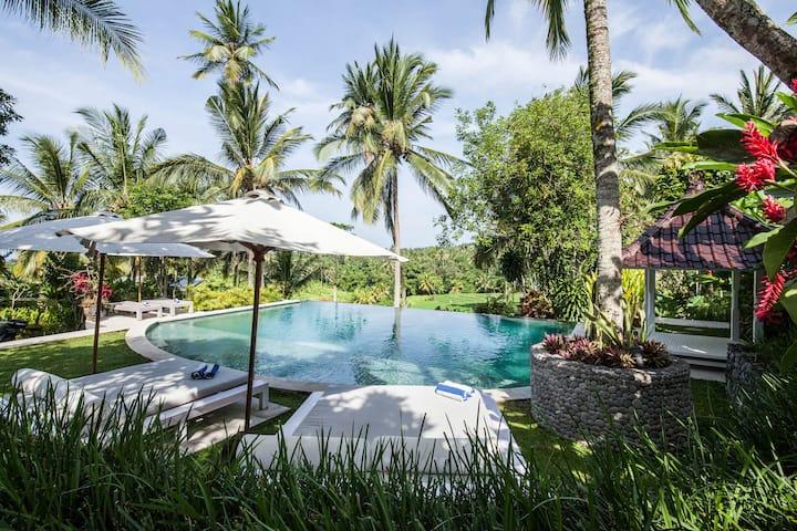 La Balian Villa & Retreat, 8 Bedroom 8 Bathrooms