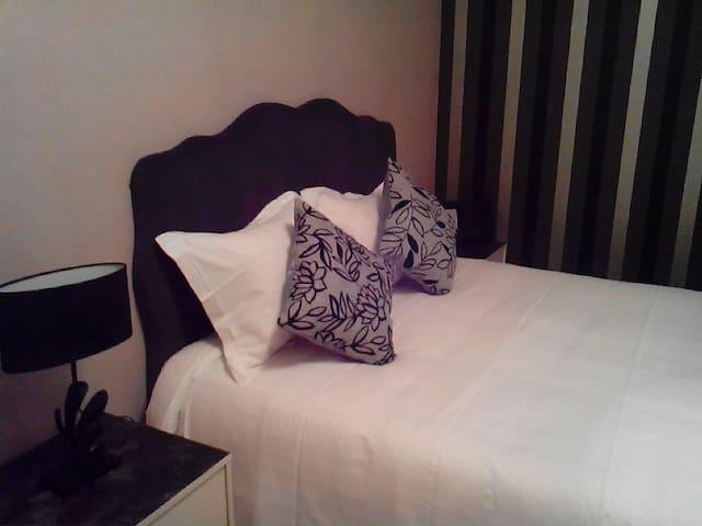 chambre calme et spacieuse - Pierrefitte-sur-Seine - Apartamento