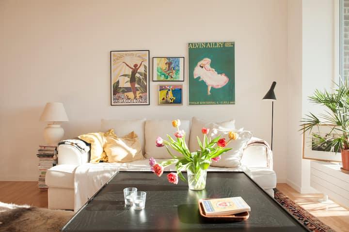 Wonderful Copenhagen apartment