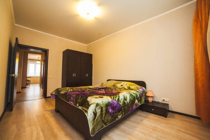Уютная двухкомнатная квартира в центре