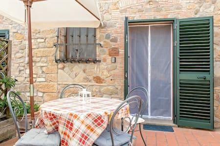 Il vecchio Granaio, Montaione