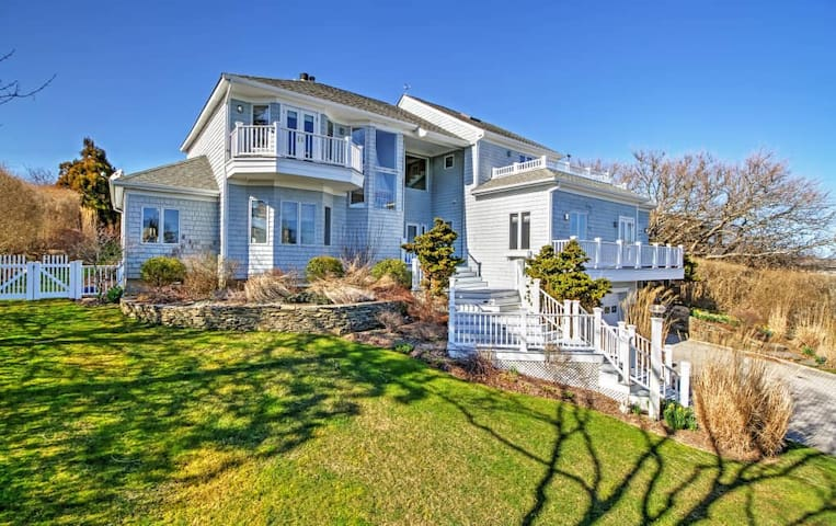 Immaculate 6BR Montauk Home w/Private Outdoor Pool - Montauk - Casa
