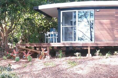 Tiny House in McLeans Ridges - McLeans Ridges - Blockhütte
