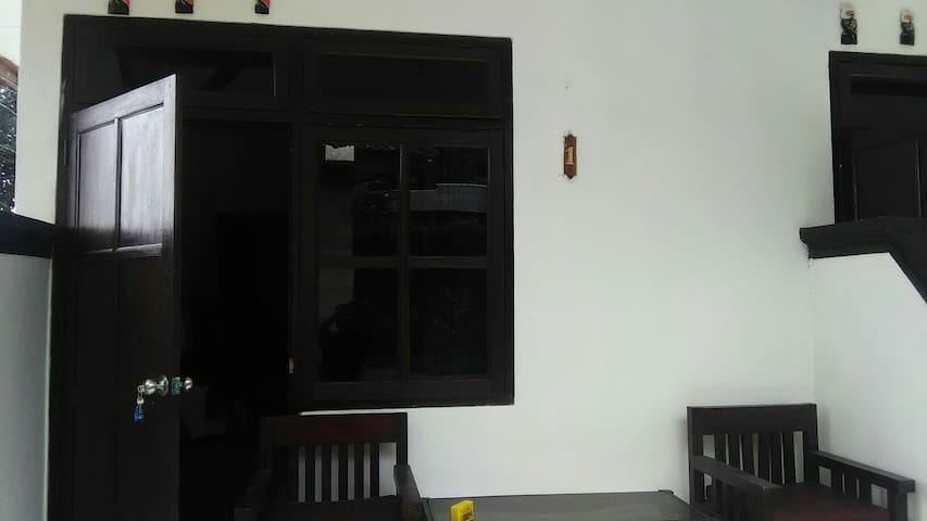 #1Twin STD Simple Room in Jatiluwih