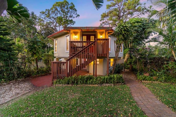 Delray Beach Treehouse - Orange Door Sanctuary