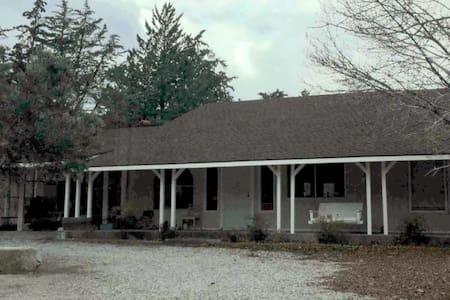 Organic Ranch for Thanksgiving, Christmas or? - Lake Hughes