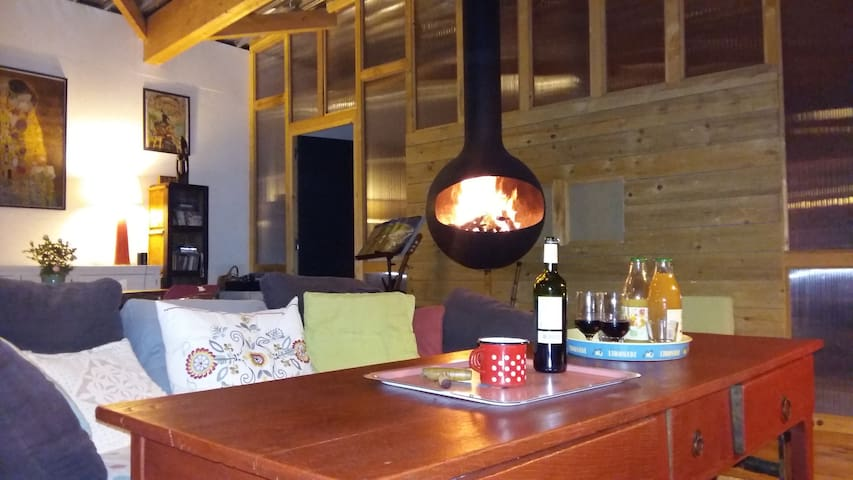 la baraqu'à bois - Guérande - Casa