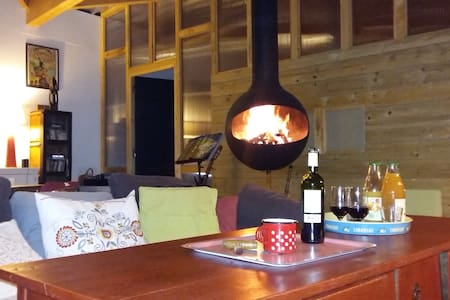 la baraqu'à bois - Guérande - Rumah