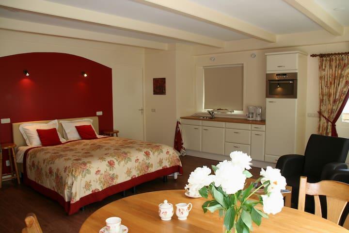 Vakantie appartementen met eigen keuken