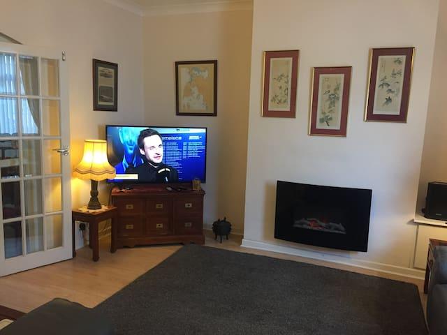 2 bedroom Northumberland village house
