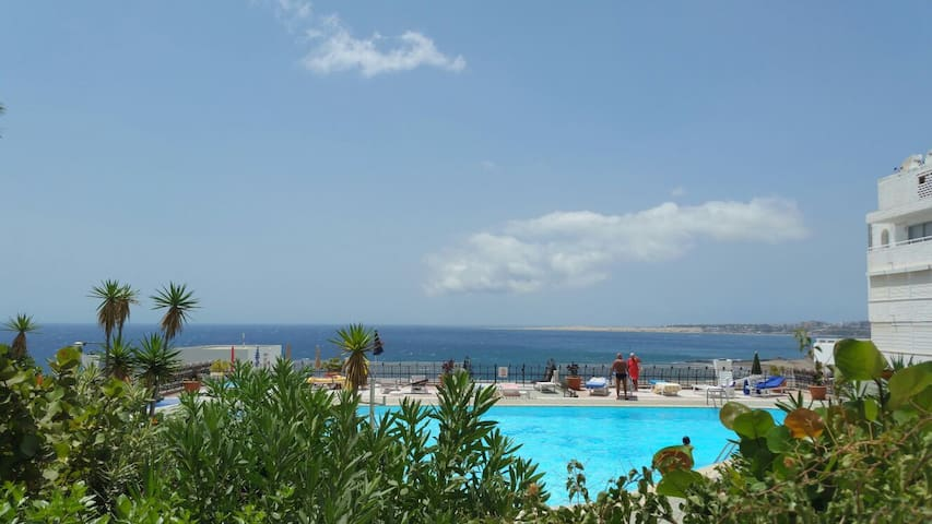 Ideal apartment for a relaxed privileged lifestyle - San Bartolomé de Tirajana - Apartment