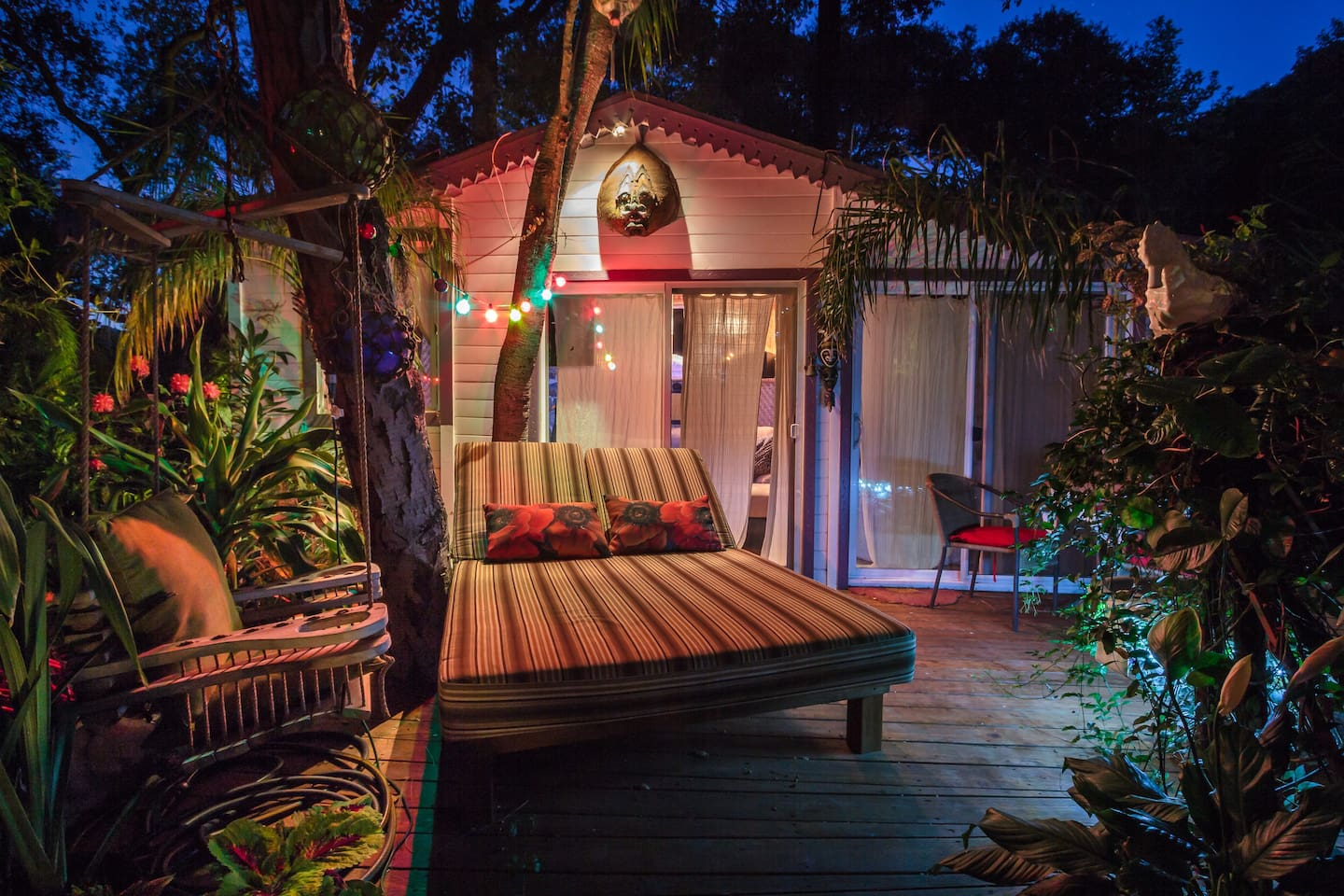 pirates of the caribbean getaway guesthouse for rent in topanga
