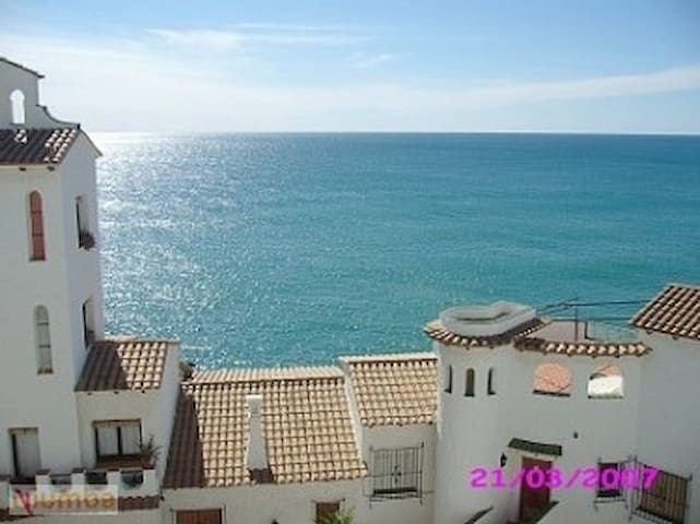 APARTMENT WITH BEAUTIFUL SEA VIEWS - Sitges - Appartement
