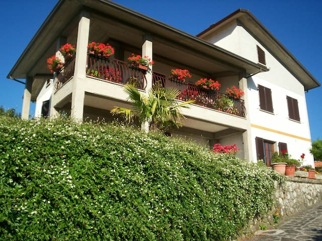 B&B Da Franca, the best for you - Camporgiano - Apartment