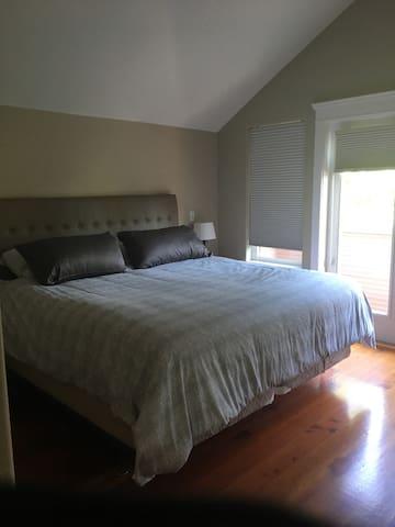 3rd  & Master Bedroom