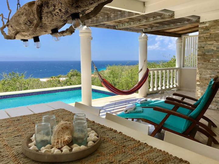 Ocean Hill Villa Coral Estate Curacao