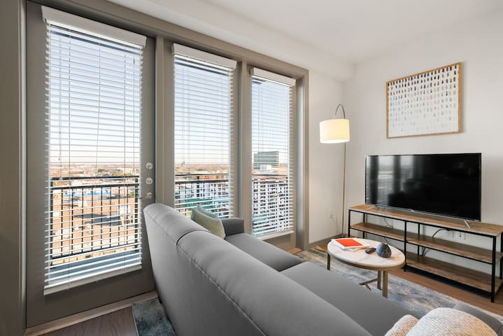 Kasa | Arlington | Stylish Studio Apartment