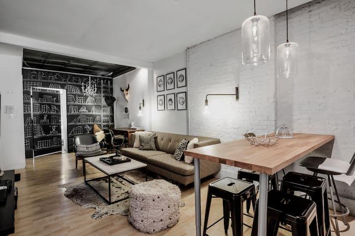2 Bedroom Unique NY Living in Prime Manhattan Area